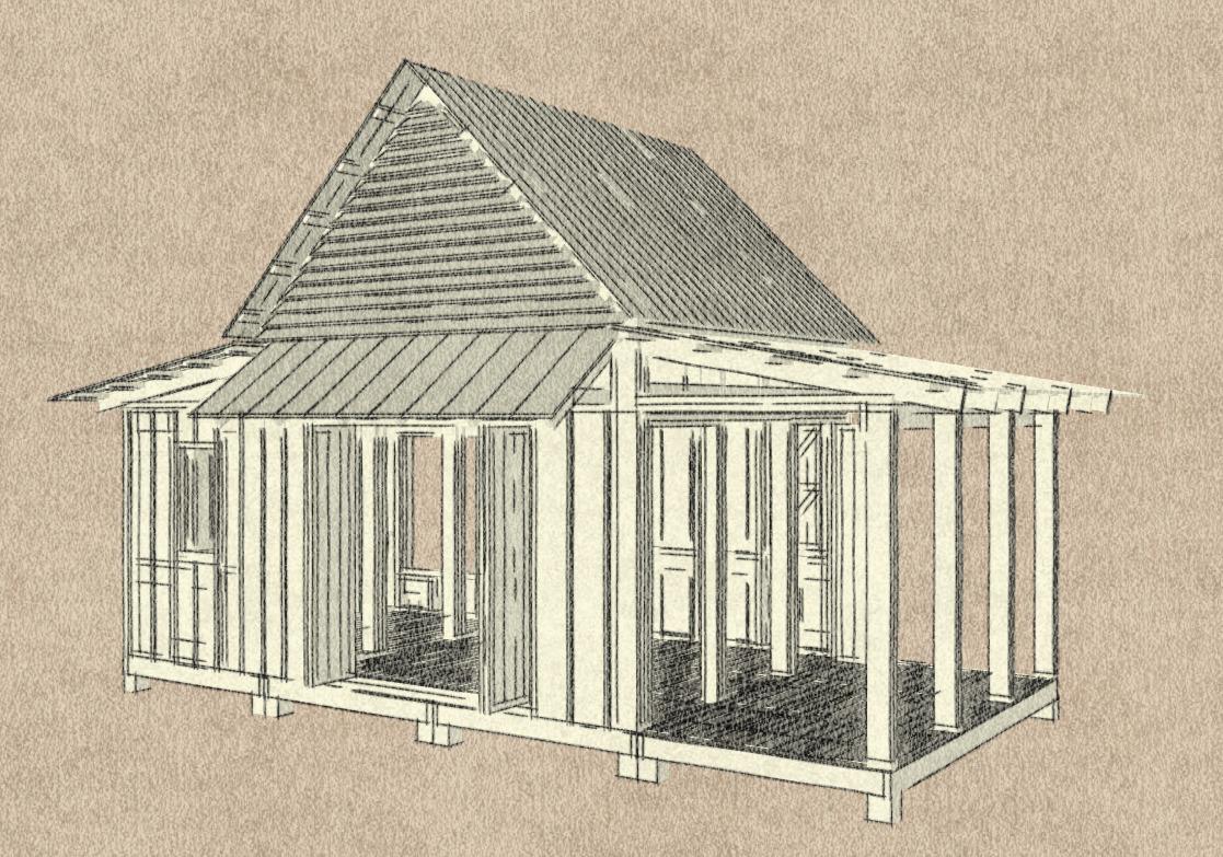Vision - Tiny House 1